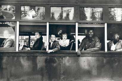 © R. Frank/trolley/1955