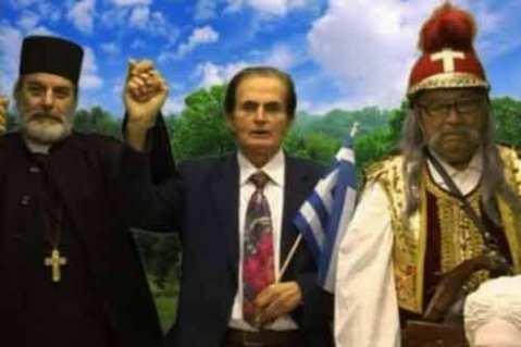 Από το προεκλογικό σποτ του κόμματος ΕΛ.ΛΑ.Δ.Α. (Ελληνική Λαϊκή Δημοκρατική Αντίσταση)