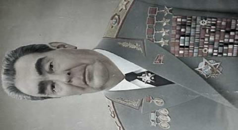 Leonid Brezhnev... περιποιημένος δια τας ανάγκας του παρόντος