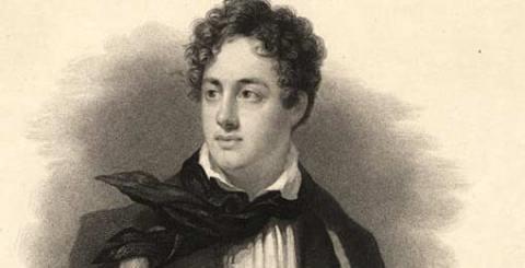 Lord Byron. Image: Corbis