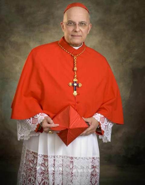 Cardinal Francis George of Chicago ©religionnews.com