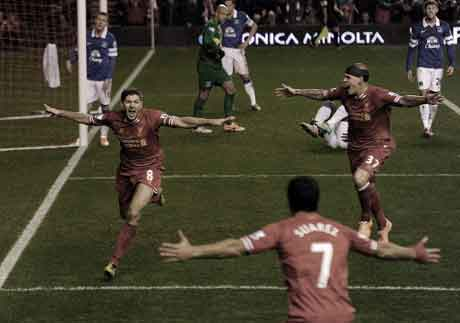 20.04.2016: Liverpool-Everton 4-0 - ©liverpoolfc.com